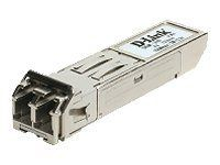D-LINK DEM 211 - SFP (mini-GBIC) transceivermodul - 100Mb LAN - 100Base-FX - LC multimodus - opp til 2 km - 1310 nm - for DES 1210; DGS 3100-24, 3100-24P, 3100-48, 3100-48P; xStack DES-3552
