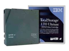 IBM LTO Ultrium 4 - 800 GB / 1.6 TB - for System Storage 3584 Model D53, 3584 Model L53; System Storage TS3500 Tape Drive