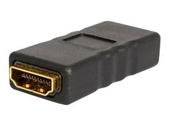 StarTech HDMI Coupler / Gender Changer - HDMI to HDMI F/F - Gender Changer Adapter Coupler (GCHDMIFF) - HDMI-kobler