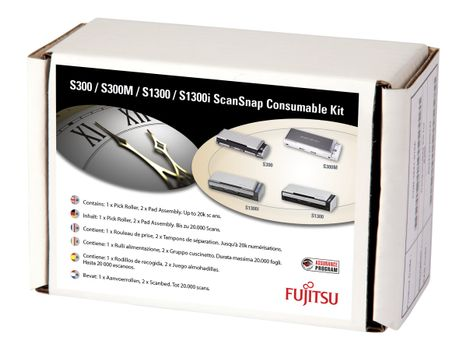 FUJITSU Consumable Kit - rekvisitasett for skanner