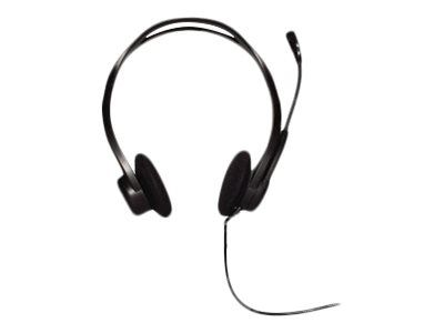 Logitech PC Headset 960 USB - Hodesett - on-ear - kablet