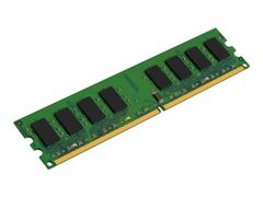 Kingston DDR2 - 2 GB - DIMM 240-pin - 800 MHz / PC2-6400 - CL6 - ikke-bufret - ikke-ECC - for HP Business Desktop dc7800; Pavilion d4965, d4975; HPE Compaq Business Desktop dc7700