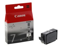 Canon PGI-7BK - 25 ml - svart - original - blekkbeholder - for PIXMA iX7000, MX7600