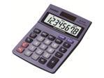 CASIO MS-80VER - Skrivebordskalkulator - 8 sifre
