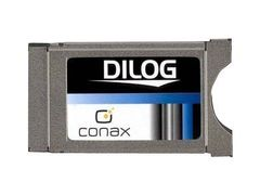 DILOG CONAX CAM - Conditional Access Module - for Sony KDL-32S4000, 32U4000, 32V4000, 32W5500, 37S4000, 37U4000, 37V4000, 37V4500, 40