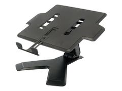 ERGOTRON Neo-Flex Notebook Lift Stand - Notebookstativ - svart