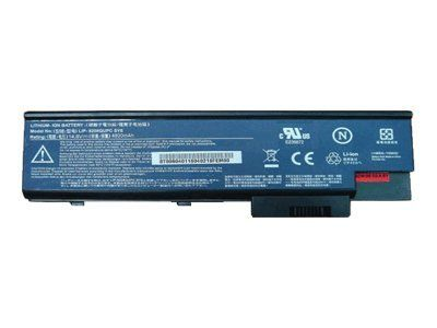 Acer Batteri til bærbar PC - 1 x litiumion 4800 mAh - for Aspire 36XX, 56XX; TravelMate 2461, 42XX, 46XX (BT.00804.011)