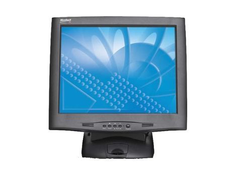 """3M MicroTouch M1700SS USB - LCD-skjerm - 17"""" (11-91378-225)"""