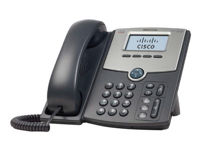 CISCO Small Business SPA 502G - VoIP-telefon - treveis anropskapasitet (SPA502G)
