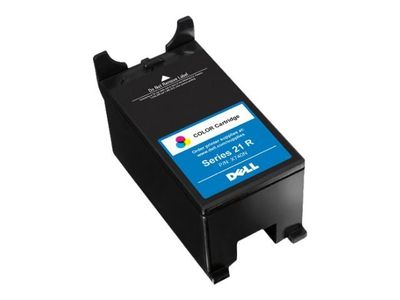 DELL Series 21R Regular Use P513w Color Cartridge - 1 - original - blekkpatron - for Dell P513w (592-11398)