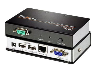 ATEN CE 700A Local and Remote Units - KVM-utvider (CE700A)