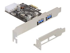 DELOCK PCI Express card > 2x USB 3.0 - USB-adapter - PCIe - USB 3.0 x 2