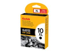 KODAK 10XL - Svart - original - blekkpatron - for ESP 3250, 5, 5250, 7, 7250, 9, Office 6150; HERO 6.1, 7.1, 9.1; OFFICE HERO 6.1