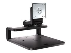 HP Adjustable Display Stand - Stativ for LCD-skjerm / notebook - skjermstørrelse: 24