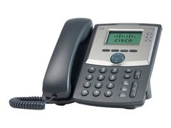 CISCO Small Business SPA 303 - VoIP-telefon - SIP, SIP v2, SPCP - multilinje - for P/N: UC320W-FXO-K9