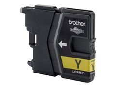 Brother LC985Y - Gul - original - blekkpatron - for Brother DCP-J125, DCP-J140, DCP-J315, DCP-J515, MFC-J220, MFC-J265, MFC-J410, MFC-J415