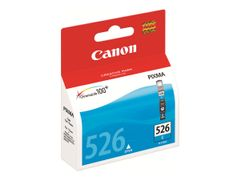 Canon CLI-526C - 9 ml - cyan - original - blekkbeholder - for PIXMA iP4950, iX6550, MG5250, MG5350, MG6150, MG6250, MG8150, MG8250, MX715, MX885, MX895