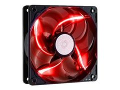 Cooler Master SickleFlow 120 2000 RPM Red LED - Kabinettvifte - 120 mm