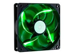 Cooler Master SickleFlow 120 2000 RPM Green LED - Kabinettvifte - 120 mm