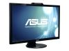 "ASUS VK278Q - LED-skjerm - 27"" - 1920 x 1080 Full HD (1080p) - 300 cd/m² - 2 ms - HDMI, DVI-D, VGA, DisplayPort - høyttalere - svart (VK278Q)"