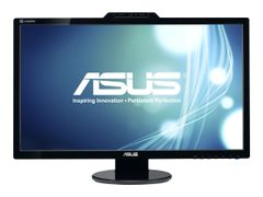 "ASUS VK278Q - LED-skjerm - 27"" - 1920 x 1080 Full HD (1080p) - 300 cd/m² - 2 ms - HDMI, DVI-D, VGA, DisplayPort - høyttalere - svart"