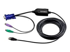 ATEN KA7920 PS/2 KVM Adapter Cable (CPU Module) - tastatur / video / musekabel (KVM)