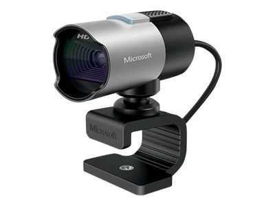 Microsoft LifeCam Studio for Business - Nettkamera - farge - 1920 x 1080 - lyd - USB 2.0 (5WH-00002)