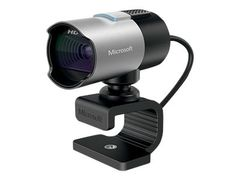 Microsoft LifeCam Studio for Business - Nettkamera - farge - 1920 x 1080 - lyd - USB 2.0