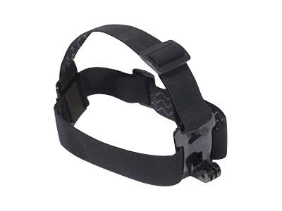 GoPro Head Strap Mount - Monteringsstropp - for HD Helmet HERO; HD HERO 960; HD Hero Naked; HD HERO2; HD Motorsports Hero; HD Surf HERO (GHDS30)