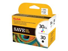 KODAK Ink Combo Pack - Svart, multifarge - original - blekkpatron - for ESP C310