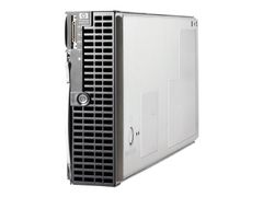 Hewlett Packard Enterprise HPE ProLiant BL490c G7 - Server - blad - toveis - 1 x Xeon X5675 / 3.06 GHz - RAM 12 GB - uten HDD - MGA G200 - GigE, 10 GigE - monitor: ingen - Windows Server 2008 R2-sertifisert