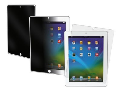 3M Privacy Screen Protector - Skjermpersonvernfilter - for Apple iPad 1 (98-0440-5184-9)