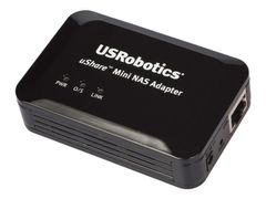 US ROBOTICS uShare USR808710 - NAS-server - USB 2.0 - Gigabit Ethernet