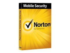 SYMANTEC Norton Mobile Security - (v. 2.0) - bokspakke (1 år) - 1 bruker - Android - Nordisk