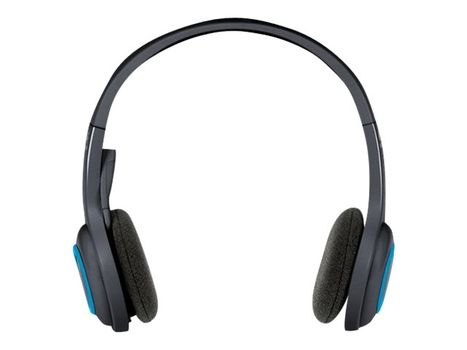 Logitech Wireless Headset H600 - hodesett (981-000342)