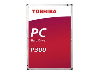"TOSHIBA P300 Desktop PC - Harddisk - 2 TB - intern - 3.5"" - SATA 6Gb/s - 7200 rpm - buffer: 64 MB (HDWD120UZSVA)"