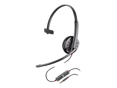 Plantronics Blackwire C215 - Hodesett - on-ear - kablet (205203-02)