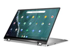 ASUS Chromebook Flip C434TA AI0045 - Flippdesign - Core m3 8100Y / 1.1 GHz - Chrome OS - 8 GB RAM - 32 GB eMMC - 14