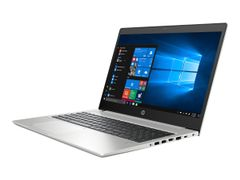 "HP ProBook 450 G6 - Core i3 8145U / 2.1 GHz - Win 10 Pro 64-bit - 8 GB RAM - 256 GB SSD NVMe, HP Value - 15.6"" IPS 1920 x 1080 (Full HD) - UHD Graphics 620 - Wi-Fi, Bluetooth - kbd: Nordiske"