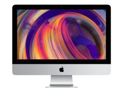 Apple iMac with Retina 4K display - Alt-i-ett - 1 x Core i5 3 GHz - RAM 8 GB - Hybriddrive 1 TB - Radeon Pro 560X - GigE - WLAN: 802.11a/b/g/n/ac, Bluetooth 4.2 - Apple macOS Mojave 10.14 - monitor: LED 21.