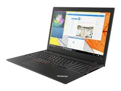 Lenovo ThinkPad L580 20LW - Core i5 8250U / 1.6 GHz - Win 10 Pro 64-bit - 8 GB RAM - 512 GB SSD TCG Opal Encryption 2, NVMe - 15.6