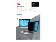"""3M personvernfilter for 13.3"""" Laptops 16:9 with COMPLY notebookpersonvernsfilter (PF133W9E)"""