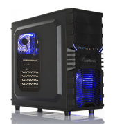 Multicom Tycho i509C Gaming PC Intel Pentium Gold G5600, 8GB, 2TB harddisk, GeForce GTX 1030 2GB, 450W, Uten operativsystem