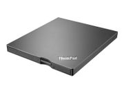 Lenovo ThinkPad UltraSlim USB DVD Burner - Platestasjon - DVD±RW (±R DL) / DVD-RAM - SuperSpeed USB 3.0 - ekstern - CRU - for IdeaCentre 330-20; 510-15; 510A-15; 520-22; 520-24; 720-18; IdeaPad Miix 700-12 (4XA0E97775)