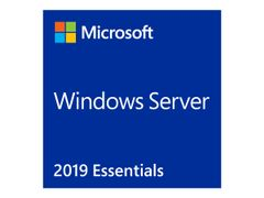 FUJITSU Microsoft Windows Server 2019 Essentials - Grunnlisens - 1 - 2 CPU - ROK - DVD - Microsoft Certificate of Authenticity (COA) - Multilingual - for PRIMERGY RX4770 M4 liquid cooling