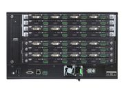 ATEN VM1600A 16x16 Modular Matrix Switch - Video/ audio switch - rackmonterbar (VM1600A-AT-G)