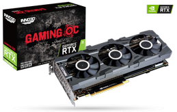 INNO3D GeForce RTX 2080 SUPER GAMING OC X3, 8GB GDDR6, 3x DisplayPort 1.4, 1x HDMI 2.0b