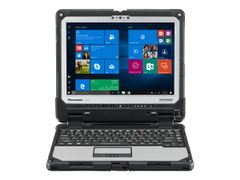 PANASONIC Toughbook 33 - Nettbrett - med tastaturdokk - Core i5 7300U / 2.6 GHz - Win 10 Pro - 8 GB RAM - 256 GB SSD - 12