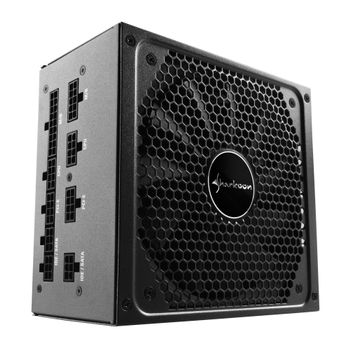 Sharkoon SilentStorm Cool Zero 750W 80 PLUS Gold, ATX, Modular