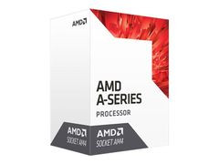 AMD A6 9500E - 3 GHz - 2 kjerner - 1 MB cache - Socket AM4 - Boks, demobrukt